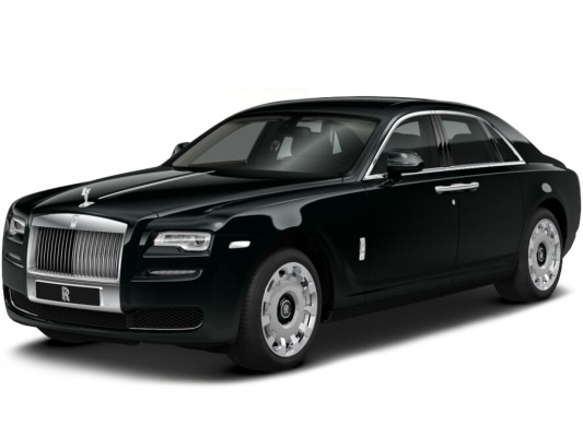 Almaty Rolls Royce VIP sedan car rental, hire with a driver