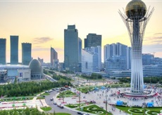 Astana city private sightseeing guided tour