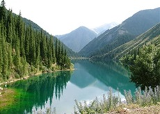 Kolsay and Kaindy lakes private sightseeing guided tour