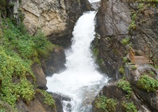Turgen waterfalls private sightseeing guided tour